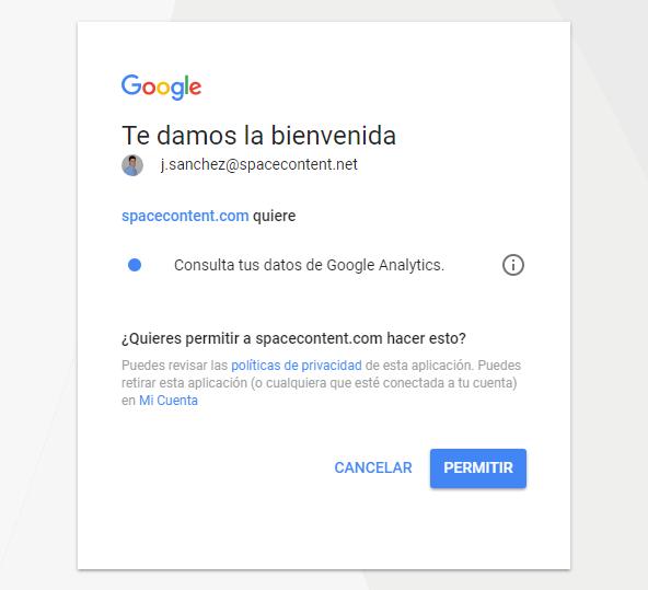 Estadísticas de Google Analytics 1