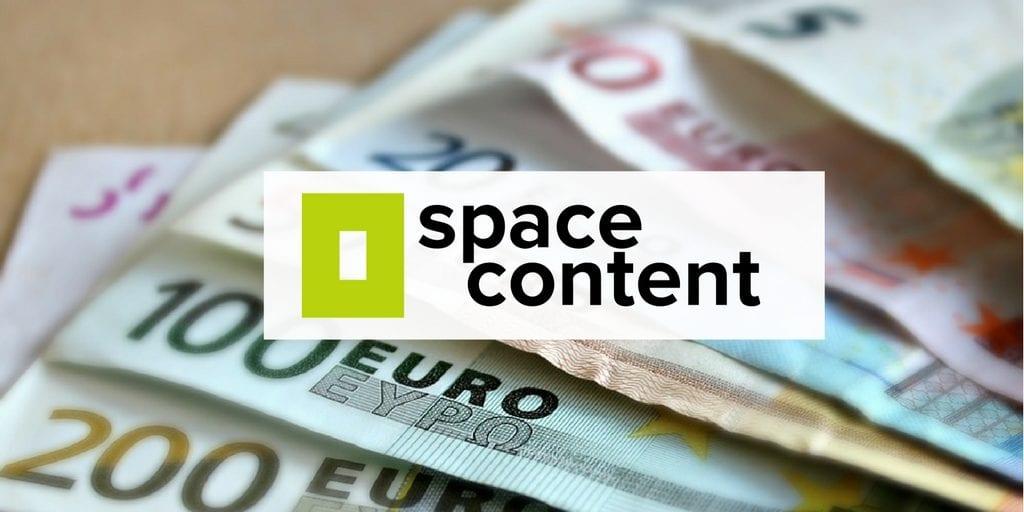 Programa de afiliados de Space Content