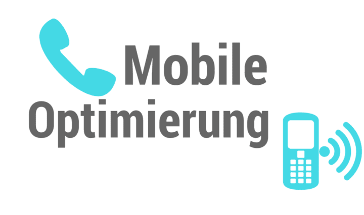Mobile Optimierung