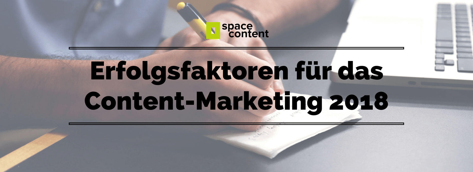 Content-Marketing 2018